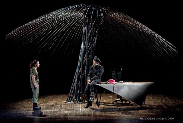 """""""Il Generale"""" di Emanuele Aldrovandi al Teatro Quaranthana di San Miniato"""