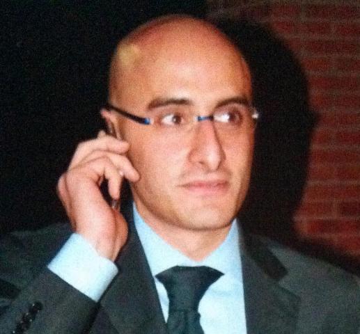 Il dottor Alessandro Cipriano