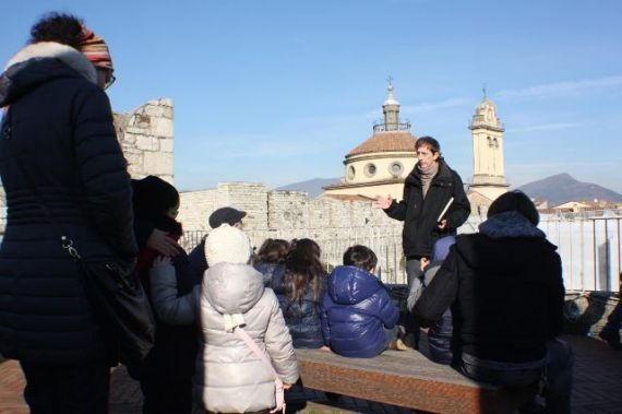 [ Prato ] Brunch al Castello dell'Imperatore a Prato ...