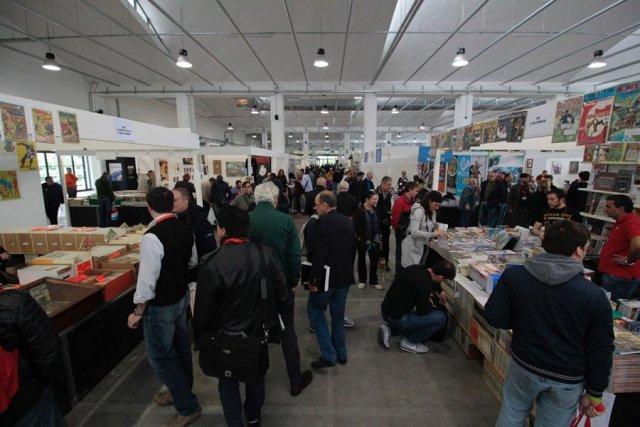 Al Polo Fiere di Lucca torna Collezionando la mostra mercato dedicata al fumetto