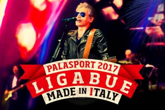 Due date per Ligabue Made in Italy Tour al Nelson Mandela Forum