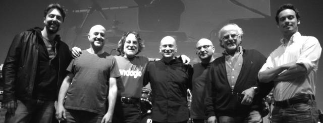 PFM il gruppo rock italiano in concerto all'Obihall