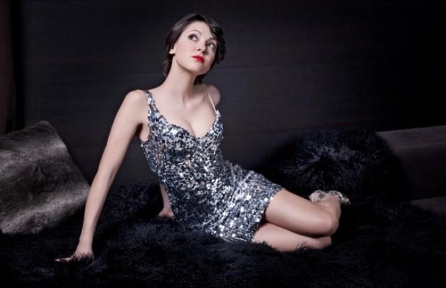 Loving Ella omaggio a Ella Fitzgerald Simona Molinari al Teatro Puccini