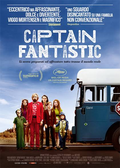 Al CineMonicelli Captain Fantastic e Miss Peregrine