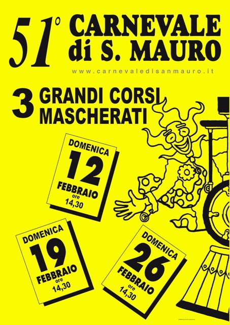 Carnevale di San Mauro