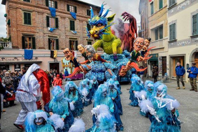 Torna a Foiano della Chiana il Carnevale più antico d'Italia