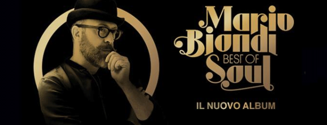 Mario Biondi Best Of Soul Tour all'Obihall