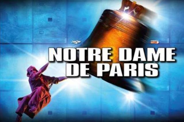 Notre Dame De Paris, il musical al Nelson Mandela Forum
