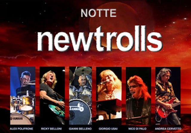 Notte New Trolls in concerto al Teatro Puccini con il Tour Notte