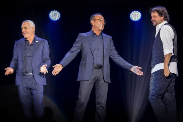 Panariello, Conti, Pieraccioni torna Il Tour al Modigliani Forum