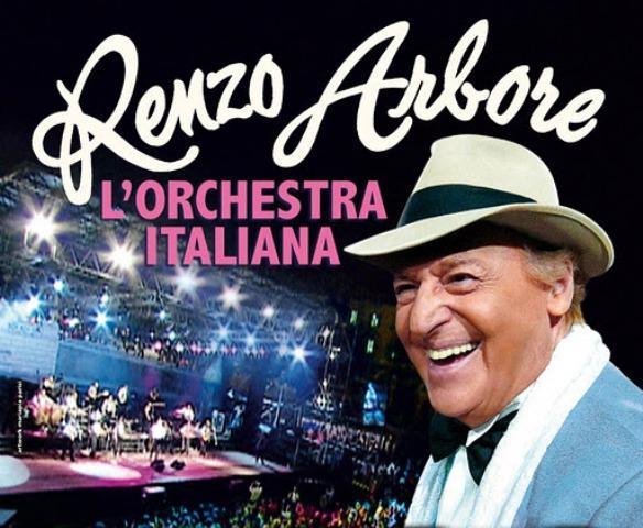 Renzo Arbore e l'Orchestra Italiana in concerto al Teatro Verdi