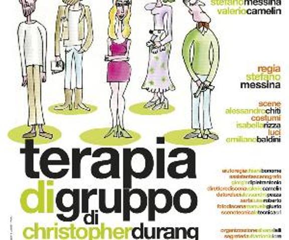 Terapia di gruppo di Christopher Durang al Teatro Puccini