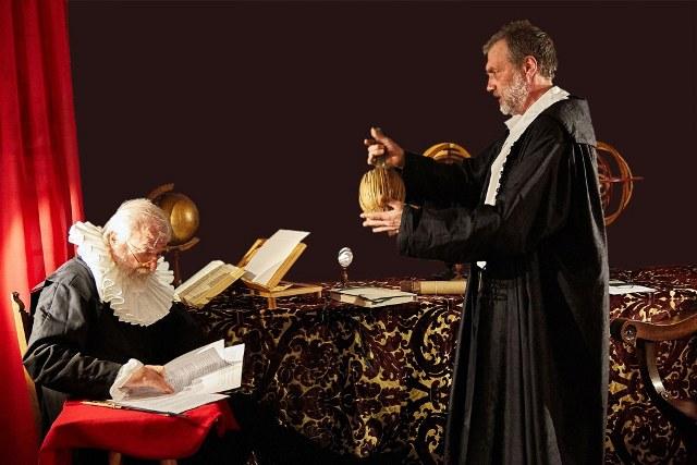 Dialogo tra Galileo e Cervantes