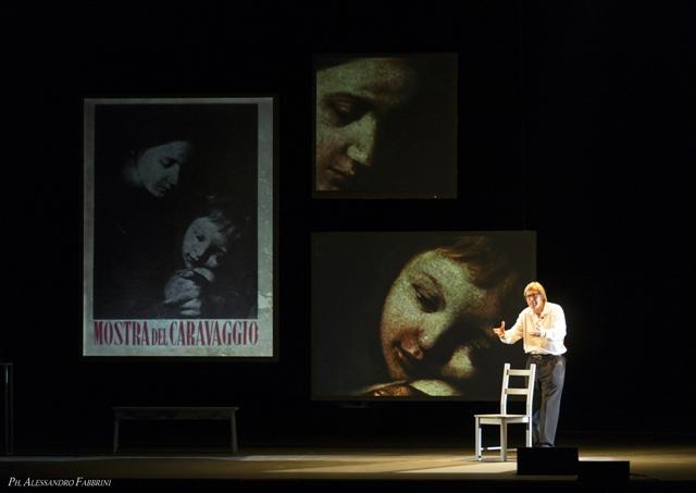 """""""Caravaggio"""" al Teatro Verdi di Pisa"""