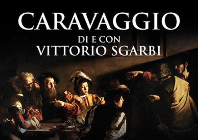 Caravaggio: lo spettacolo di e con Vittorio Sgarbi all'Obihall