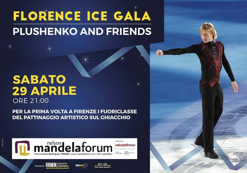Florence Gala – Plushenko and Friends: prima edizione al Mandela Forum