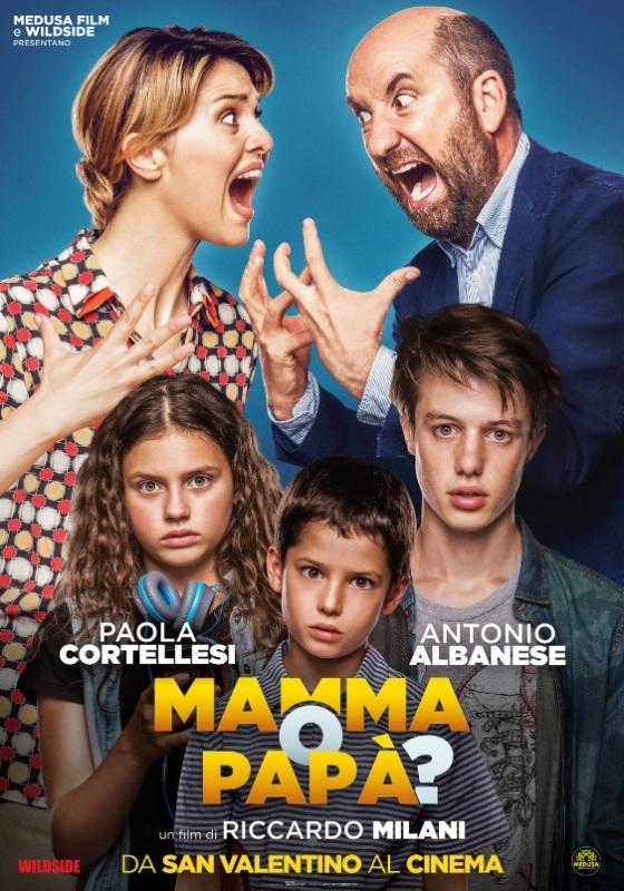 Al CineMonicelli c'è Mamma o Papà?