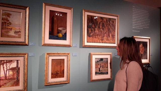"""Prorogata fino al 1° maggio la mostra """"Arrigo Del Rigo, Inquietudine e poesia del primo Novecento"""""""