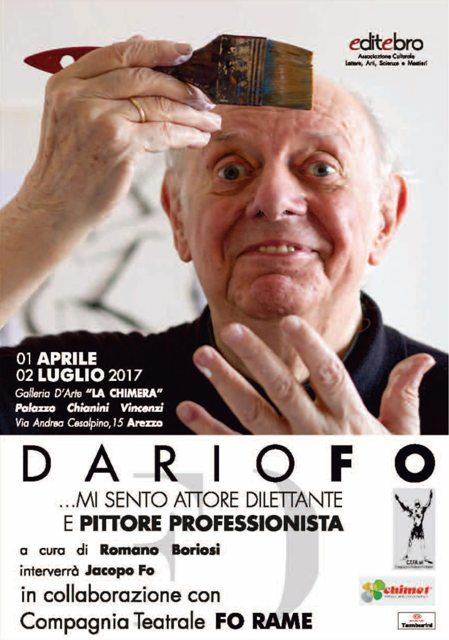 Mostra dedicata al grande Maestro, Premio Nobel per la letteratura Dario Fo