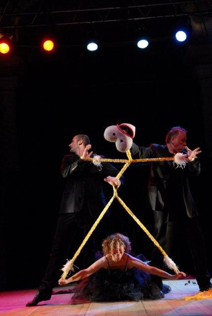 """""""Heartbeat"""": Claudio Cinelli in scena ai Cantieri Florida"""
