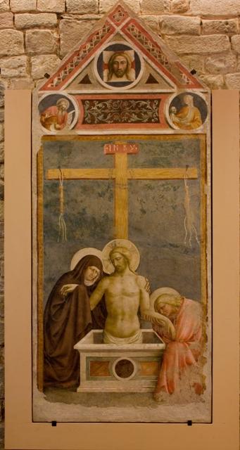 Masolino a Palazzo Strozzi 'porta' le opere di Bill Viola a Empoli