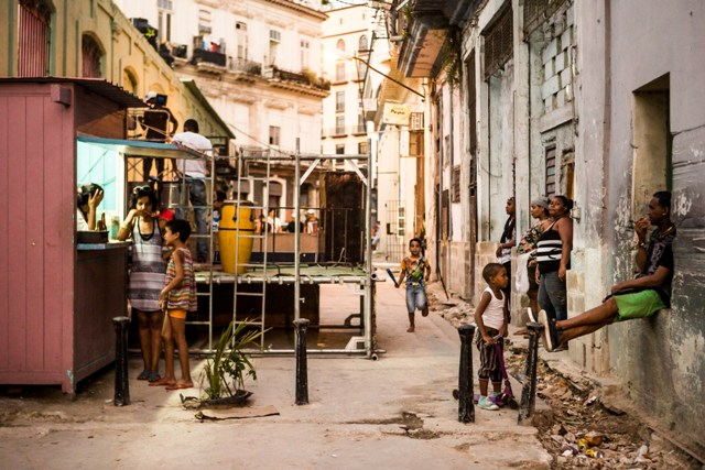 'Raices Comunes. Visioni da Cuba' Inaugurazione della mostra fotografica