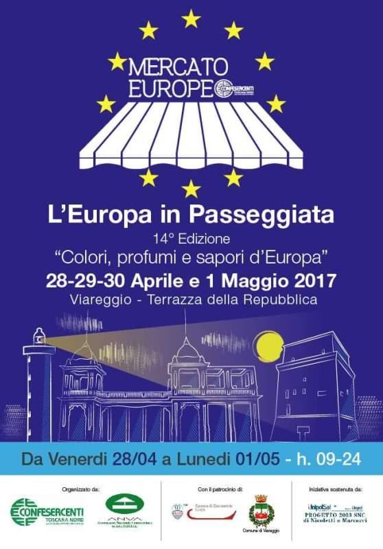 Mercato Europeo di Viareggio