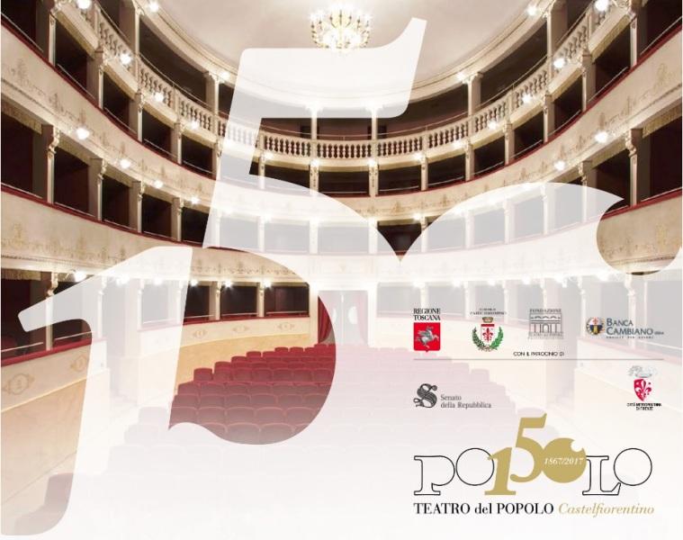 Un seminario per celebrare 150 anni di storia al Teatro del Popolo di Castelfiorentino