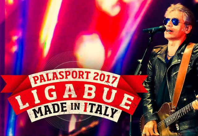 Ligabue con il Tour Made in Italy