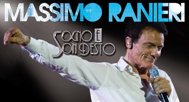 """Massimo Raniere con il suo Tour """"Sogno o son desto"""" al Teatro Verdi"""