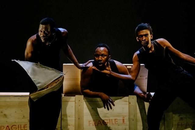 Sandokan Parade, spettacolo teatrale itinerante e multidisciplinare del progetto MigrAzioni#Scandicci