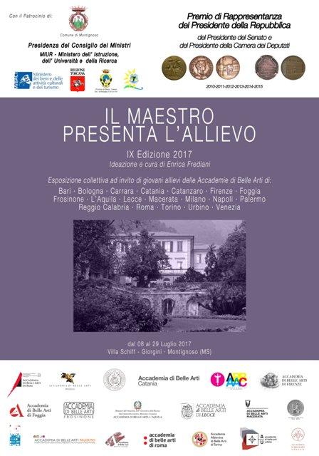 Il Maestro presenta l'Allievo IX edizione