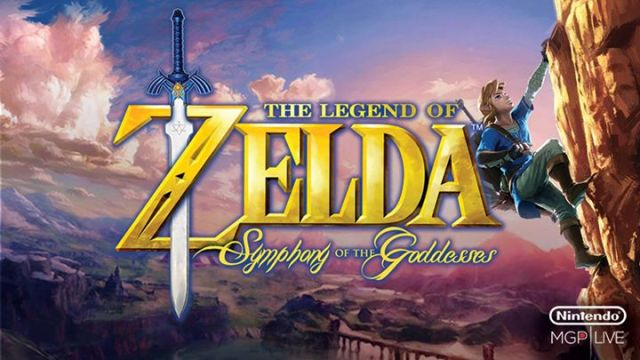The Legend of Zelda al Nelson Mandela Forum