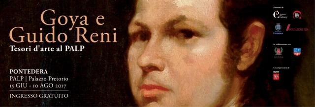 La mostra di Goya e Guido Reni al Palazzo Pretorio