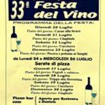 [ Quarrata ] 33° Festa del Vino a Forottoli