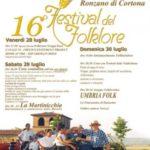 [ Cortona ] Festival del Folklore a Ronzano