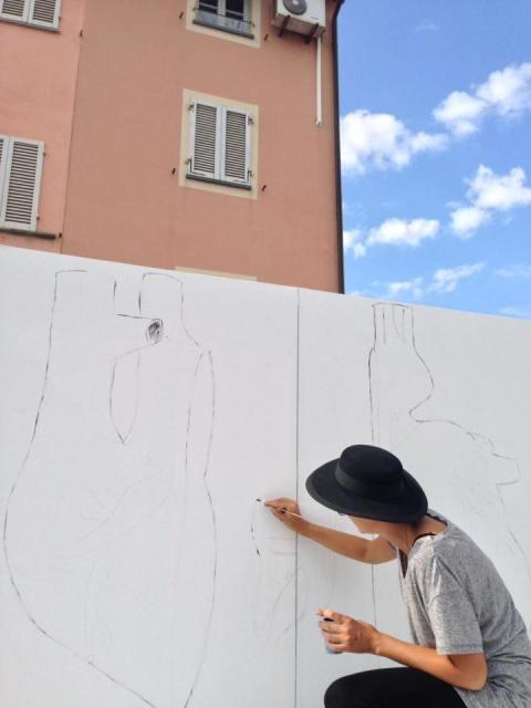 """Mostra """"Bagitto"""" a Palazzo in Scali delle Pietre a Livorno"""