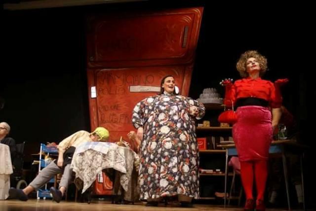Rassegna di Teatro Amatoriale al Chiostro del Palazzo Pellegrini