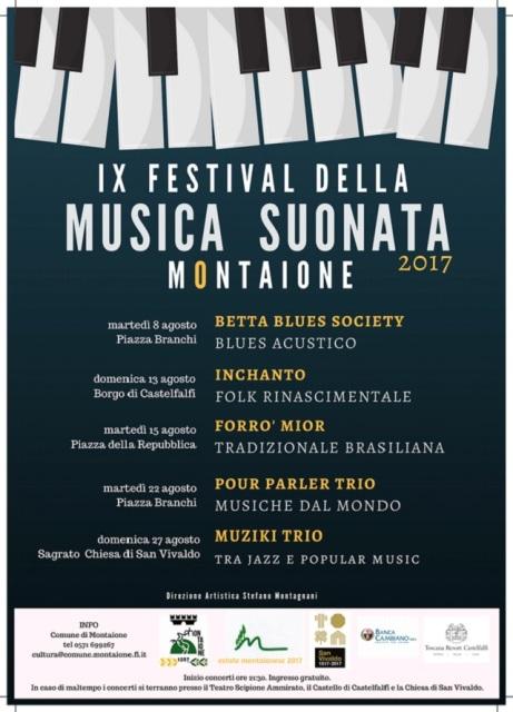 Festival della Musica Suonata
