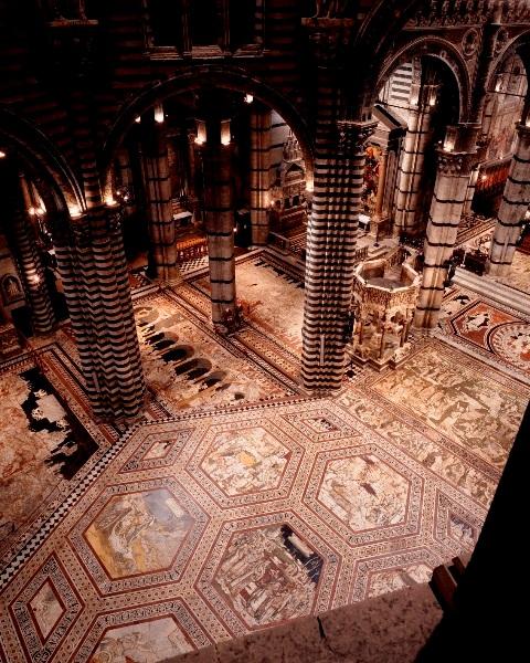 Divina Bellezza: il pavimento del Duomo di Siena un capolavoro da scoprire