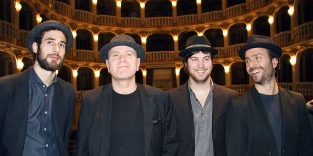 Roberto Gatto 4TET in apertura, Comunque Jazz al Cassero Senese