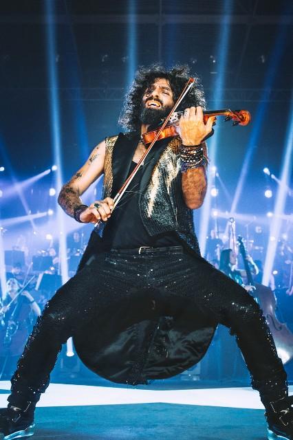 Ara Malikian, l'arte del violino tra classica ed etno-rock Tour italiano al via a novembre dall'Obihall di Firenze