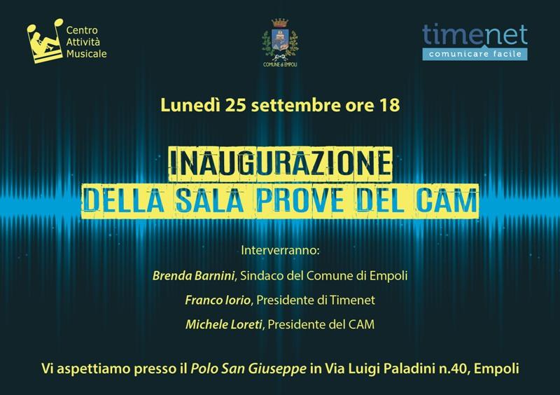 Open day al CAM di Empoli