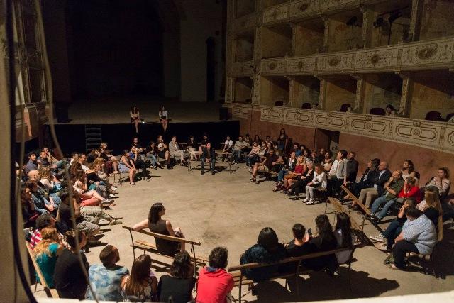 T.R.Anelli cinque anni di Teatro Rossi Aperto tra teatro, musica e cinema
