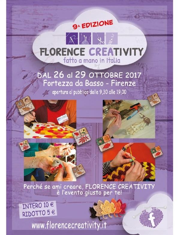 Florence Creativity alla Fortezza da Basso