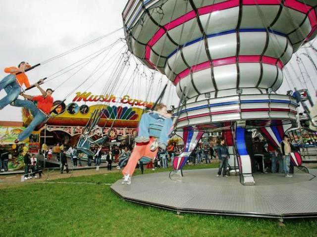 'Fiera di Settembre', torna il Luna Park a Serravalle. I provvedimenti