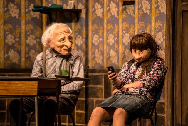 Solitudes della compagnia basca di Kulunka Teatro al Teatro di Rifredi