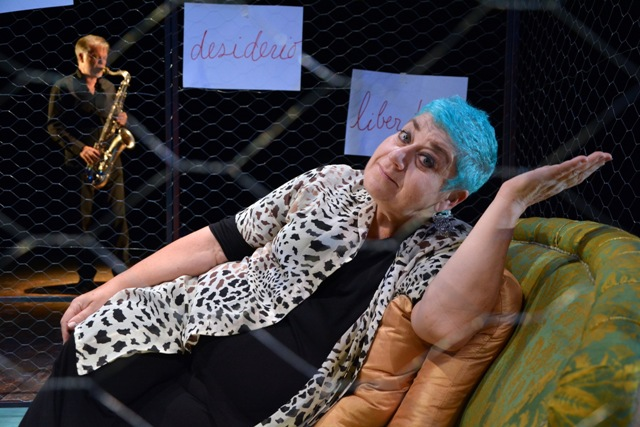 Grisélidis: memorie di una prostituta con Serra Yilmaz al Teatro di Rifredi