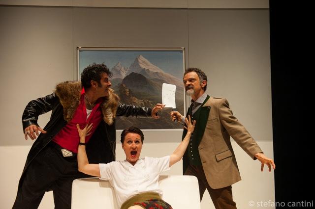 Alpenstock regia di Angelo Savelli al Teatro di Rifredi