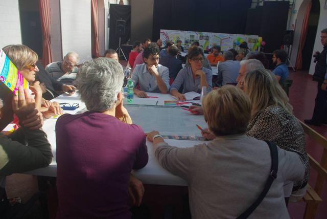 Continua il percorso di Co-progettazione del Parco Inclusivo al Centro I Macelli